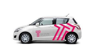 Tax Store Car